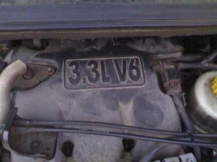 двигатель 3.3 крайслер