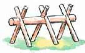 Приспособление для пилки дров