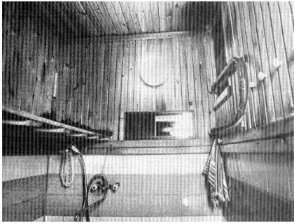Банька в ванной. Это просто