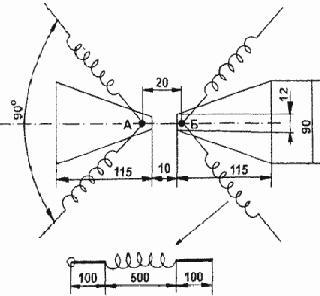 комбинированная теле антена