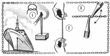 Вяжем цепочки