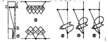 Чертежи машинки для вязания сетей